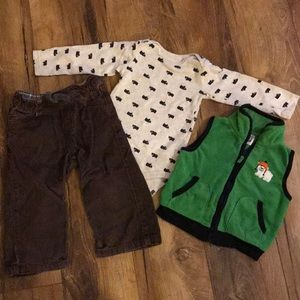 Boy's Carter's Outfit Set, 18 Months